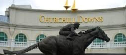 Churchill Downs. - [Image Via Wikimedia Commons / Public Domain]