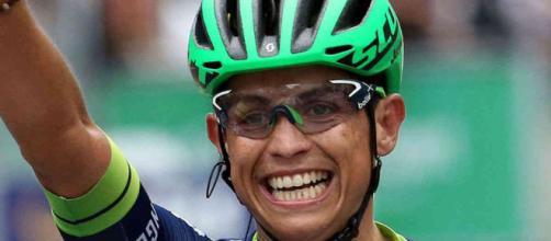 de Esteban Chaves en el Giro de Lombardía 2016 - semana.com