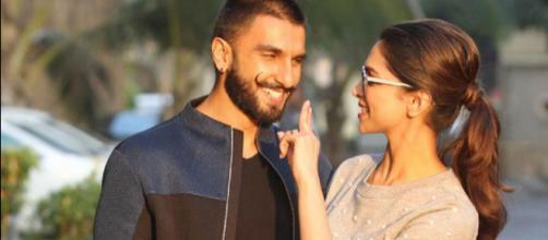 DeepVeer is the most talked about celebs in Bollywood (Image credit: News18/Twitter)