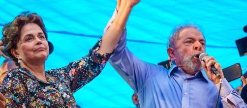 Dilma vê Lula como único plano