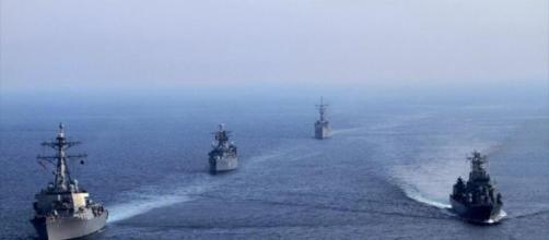 España se une en el Mar Negro a otras naciones para contrarrestar a Rusia