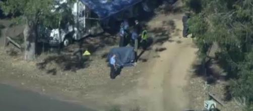 Family of seven shot to death in a rural Australian home. - [Image source: ABC / YouTube screencap]