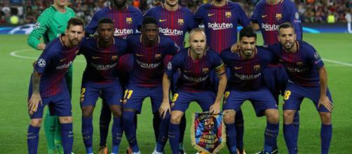 La Juventus apunta a un jugador del Barcelona