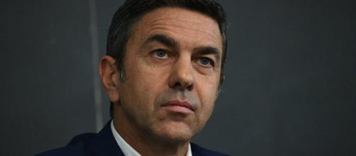 Il vice commissario della FIGC, Alessandro Costacurta