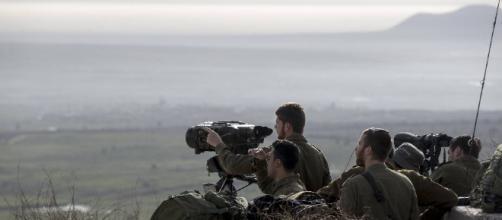 Israel lanza ataque a gran escala contra objetivos sirios