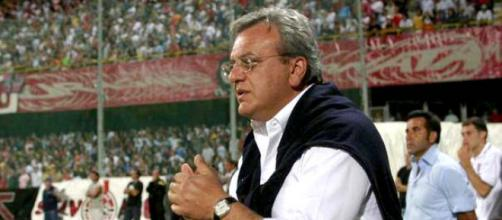 L'ex presidente della Salernitana Aniello Aliberti
