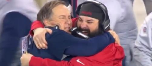 Matt Patricia worked for 14 years under coach Bill Belichick (Image Credit: NFL Highlights History/YouTube)