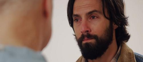 Milo Ventimiglia plays Jack Pearson. Image credit - This Is Us channel - YouTube