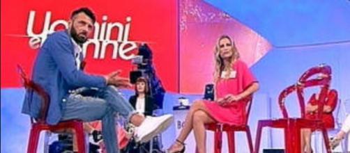 Uomini e Donne: Sossio Aruta e Ursula Bennardo