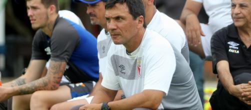 Zé Ricardo, técnico do Vasco da Gama