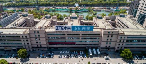 """ZTE anunció hoy que cesó las """"principales actividades operativas""""."""
