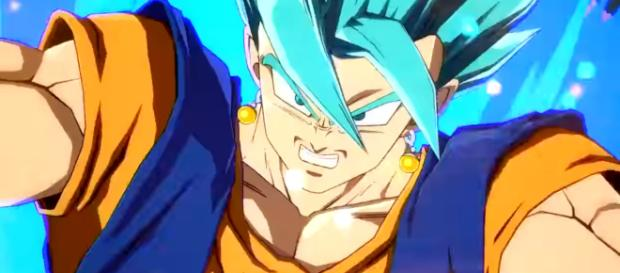 Así peleará Vegito Super Saiyajin Blue en Dragon Ball FighterZ ... - atomix.vg