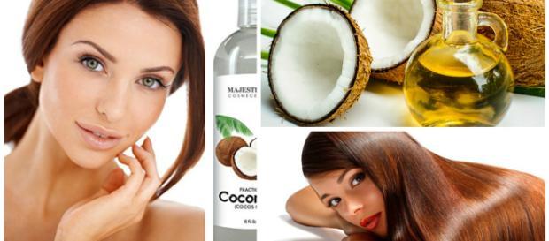 Beneficios del coco para el pelo y para la piel