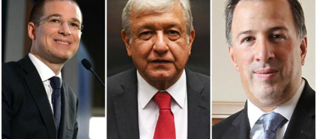 Con tres candidatos comenzó la carrera presidencial en México ... - elespectador.com