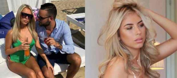 Dita, la nouvelle copine de Nikola Lozina, accuse son ex-petit ami de l'avoir frappée !