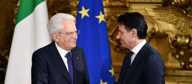 Governo - Conte è il nuovo Presidente del Consiglio in Italia
