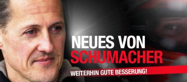 Keep Fighting! News-Ticker zu Michael Schumacher - motorsport-magazin.com
