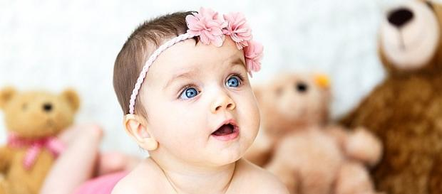 New list of baby names revealed. - [Image: regina_zulauf / pixabay.com]