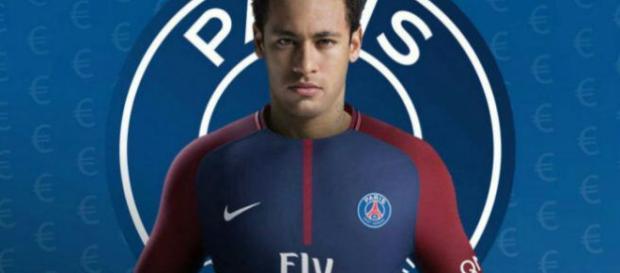 Neymar le quiere decir adiós al PSG y hola al Madrid