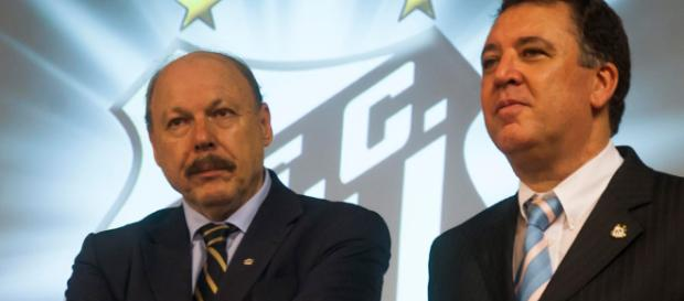 Peres disse que clube dará apoio ao jogador