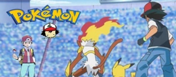 Pokémon: Ash vs Rojo, ¿qué personaje resultaría ser mejor entrenador? - blastingnews.com