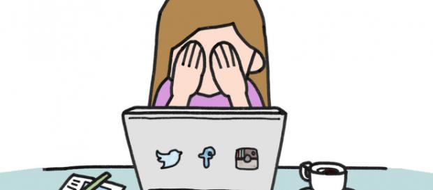 Rede social é um meio de entretenimento, mas pode se tornar uma arma em mãos erradas