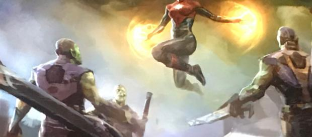 reveló cómo usarán a los Skrulls en el cine - latercera.com