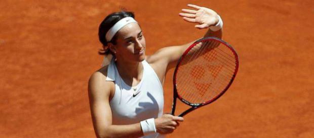 Tennis. WTA - Madrid : Caroline Garcia décroche son ticket pour ... - ouest-france.fr