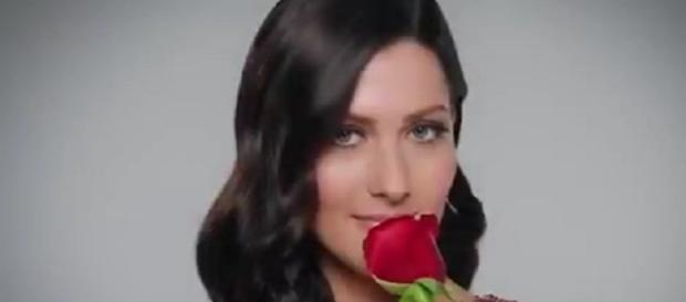 'The Bachelorette' 2018 star Becca Kufrin (Photo credit: YouTube screenshot/Entertainment Tonight).