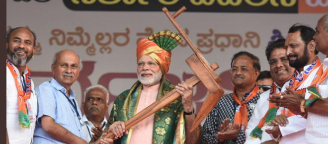 Modi says Congress neglected OBCs