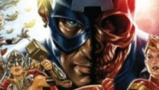 Capitán América: Nuevo Comic que muestra el lado malo del héroe.
