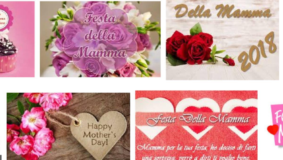 Festa Della Mamma Frasi E Messaggi Dauguri