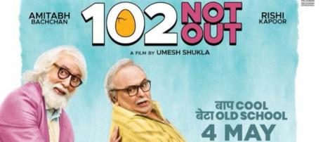 102 Not Out released on May 4, 2018 (Image via Zoom Tv)