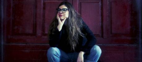 Isabel Calderón en uno de sus vídeos para El País