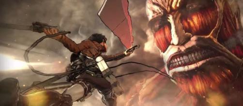 Attack on Titan - La reseña - gamerfocus.co