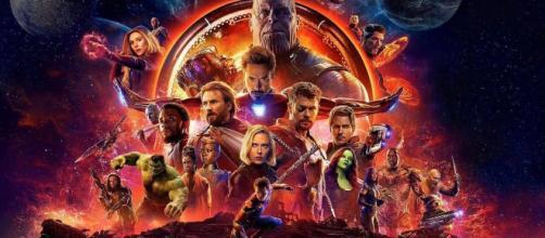 avengers: infinity war, rompió récord mundial en taquilla