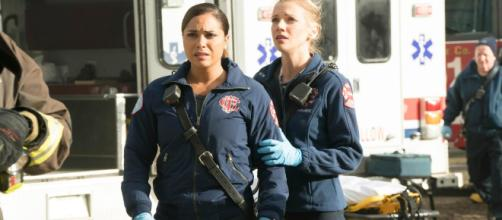 Chicago Fire - screenshot from the show