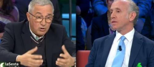 Eduardo Inda la vuelve a liar en La Sexta Noche