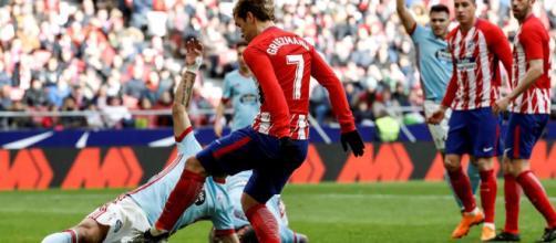 El Atlético ya tiene sustituto de Griezmann… ¡por si decide ... - defensacentral.com