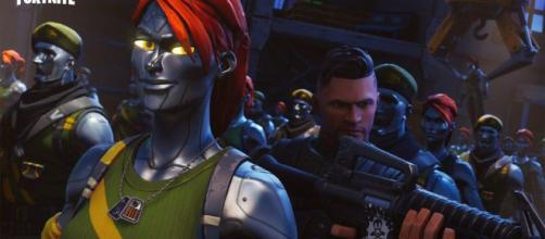 Fortnite: Battle Royale :Cromo y Diecast.
