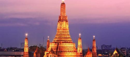 hermosa tierra de tailandia...