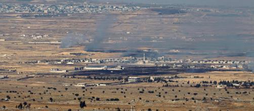 Israël publie une vidéo de sa frappe contre un lance-roquettes
