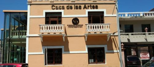 La Casa de las Artes en Piedras Negras, alberga la exposición de Román Lewcke