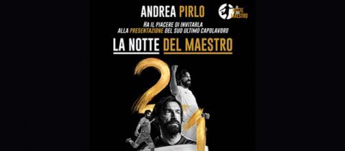 'La Notte del Maestro', ultimo capolavoro di Andrea Pirlo