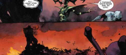 Los comics tiene una aventura gigante y Deadpool no es la excepcion