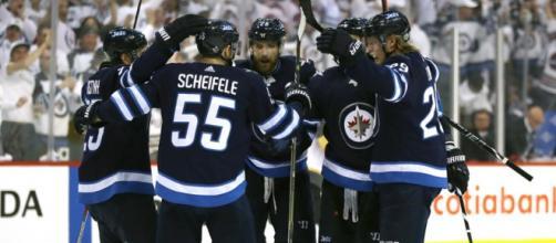 Los Jets están a 3 victorias de la final por la Copa Stanley. NHL.com.