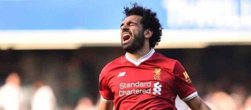 Mohamed Salah é uma das estrelas da temporada