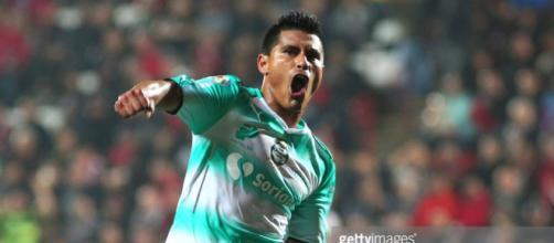 Osvaldo Martinez abrió el marcador ente América