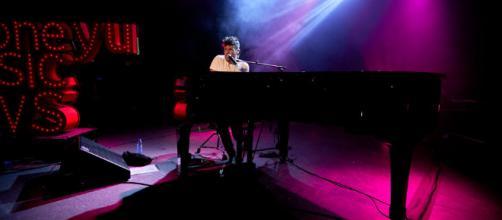Pablo López concierto en La Riviera de Madrid / PEREZMECA PHOTO