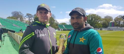 Pakistan vs Ireland live streaming (Image via PCB/Twitter)